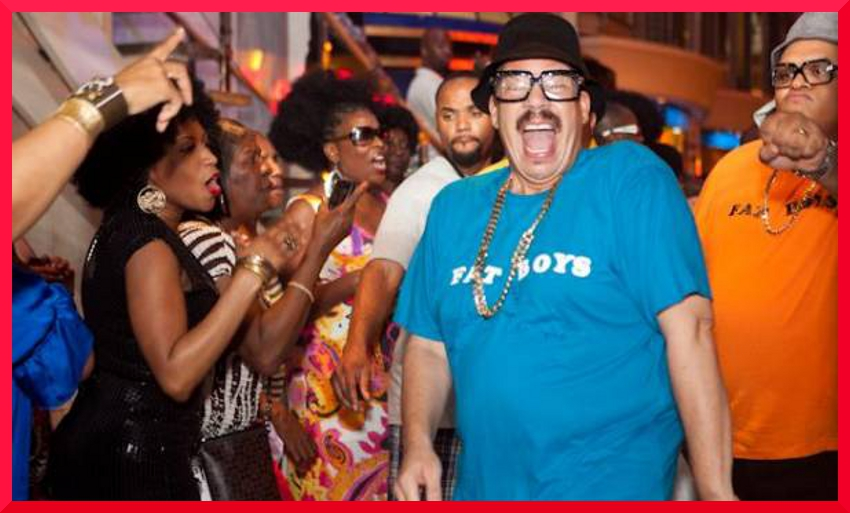 Tom Joyner Fantastic Voyage Cruise 2019