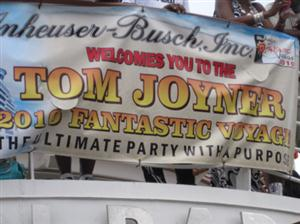 Recent Black Tom Joyner Cruise News
